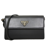 Prada Crossbody Wallet at Queen Bee of Beverly Hills