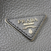 Prada Logo at Queen Bee of Beverly Hills