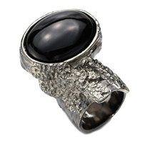 YSL Arty Ring at Queen Bee of Beverly Hills